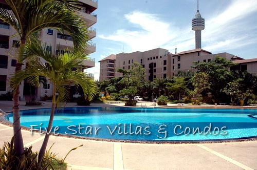 Condominium for rent Jomtien  VT3 - Condominium - Pratumnak Hill - Dong Tarn Beach