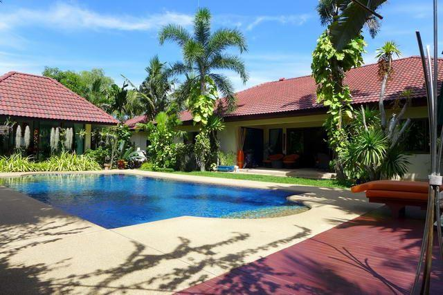 House For Sale Na Jomtien Pattaya  - House - Huay Yai - Huay Yai