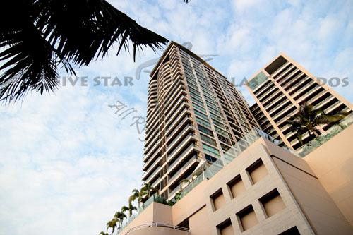 Condominium for rent on Pattaya Beach at NORTHSHORE showing the condo