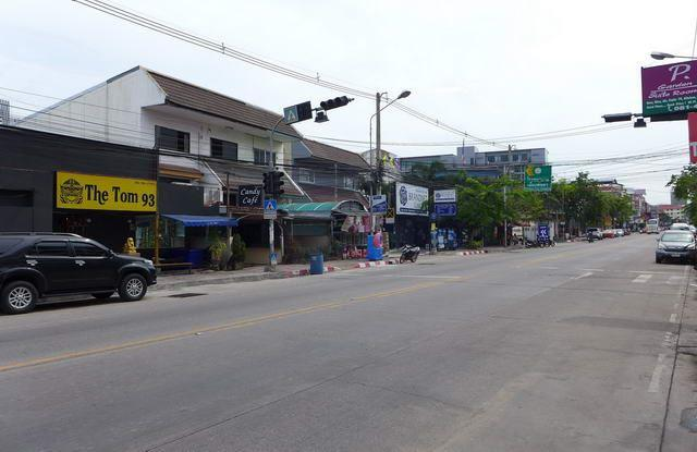 Freehold restaurant for sale Central Pattaya - Commercial - Pattaya - Central Pattaya
