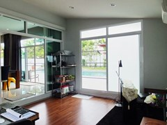 House for sale Huay Yai Pattaya showing the office