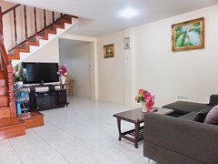 House for sale Pratumnak Pattaya showing the living room
