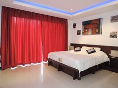 House for rent at Pattaya The Vineyard showing the second bedroom