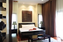 House for sale at Na Jomtien showing the second bedroom