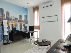 House for Sale Silverlake Pattaya showing the fourth bedroom office