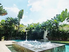 House for Sale at The Vineyard Pattaya showing the pool Jacuzzi