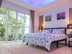House for Sale at The Vineyard Pattaya showing the second bedroom