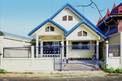 House for sale WongAmat Pattaya showing the house
