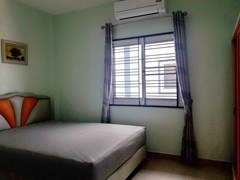 House for Sale East Pattaya showing the second bedroom with wardrobes
