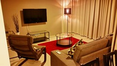 Condominium for rent UNIXX South Pattaya showing the living room