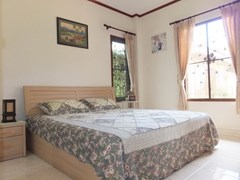 House for rent Bangsaray Pattaya showing the  second bedroom