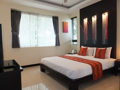 House for rent Mabprachan Pattaya showing the second bedroom