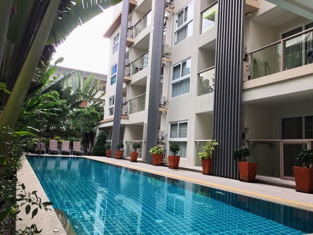 Condominium for sale Pratumnak Hill Pattaya - Condominium - Pratumnak Hill - Cosy Beach