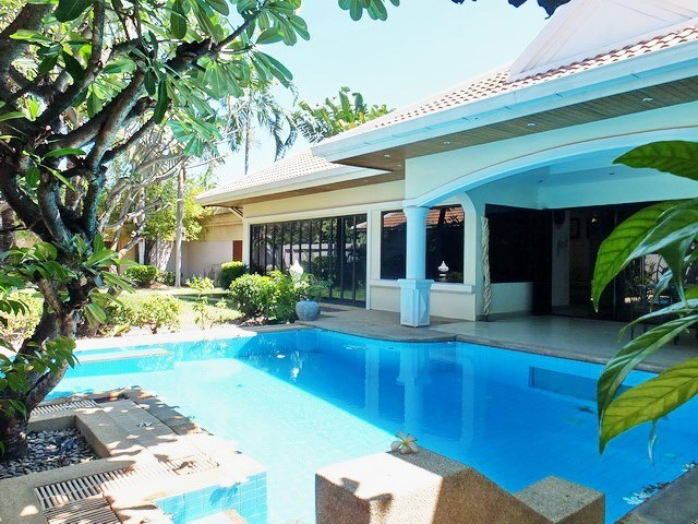 House for rent Jomtien at Jomtien Park Villas - House - Jomtien - Jomtien Beach