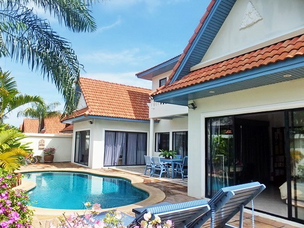 House for rent Jomtien at View Talay Villas - House - Jomtien - Jomtien Beach