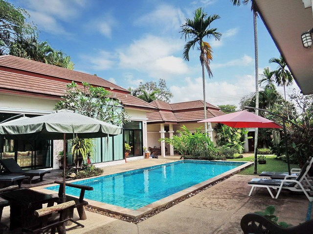 House for rent Pattaya  - House - Pattaya East - East Pattaya