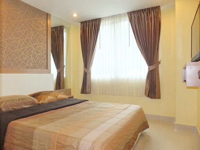 Condominium for rent Jomtien Pattaya showing the second bedroom
