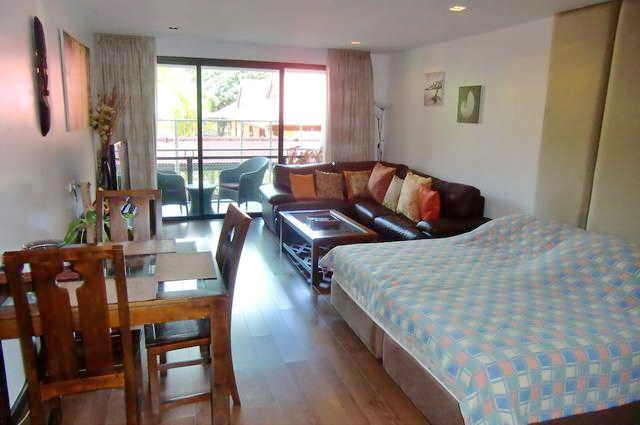 Condominium for Rent Pattaya Beach showing the studio