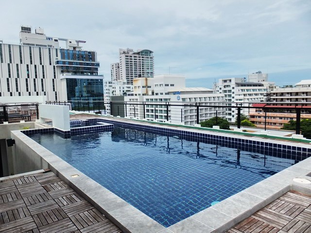 Condominium for rent Pattaya Beach - Condominium - Pattaya - Pattaya Beach