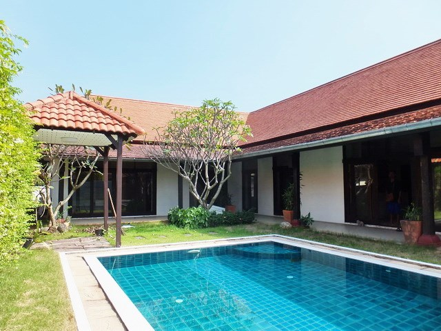 House for rent Mabprachan Pattaya - House - Pattaya East - Lake Mabprachan