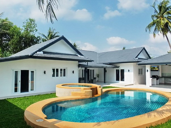 House for sale Pattaya - House - Pattaya East - Mabprachan Lake
